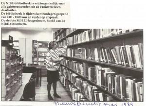 Bibliotheek Nibe 1989 (Hgr 205)