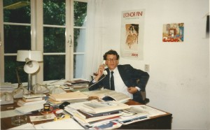 Collega Arthur Koning