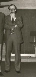 Collega Bert Hofmann