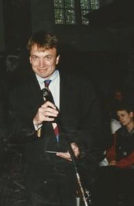 Collega Hans van den Broek