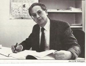 Collega Jan Schipper