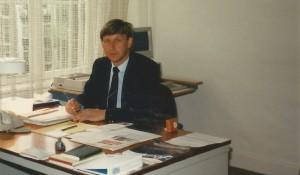 Collega Johan van Eijck