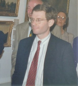 Collega Martijn Verrijn Stuart