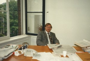 Collega Peter van den Kamp