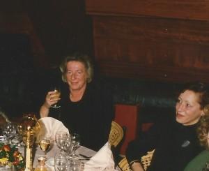 Collega Tineke Koster