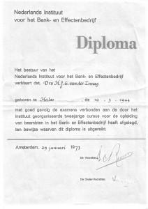 Diploma Hilbert