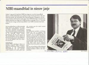 Gerards met nieuwe lay out mei 1989