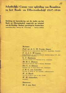 Propectus 1947